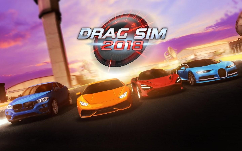 Drag Sim 2018 - Imagem 1 do software