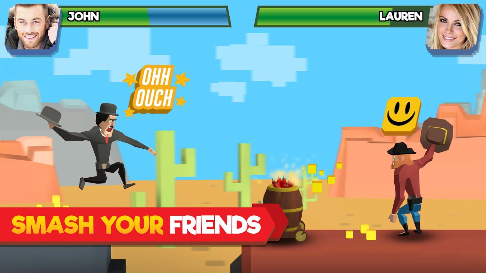 Fling Fighters - Imagem 1 do software
