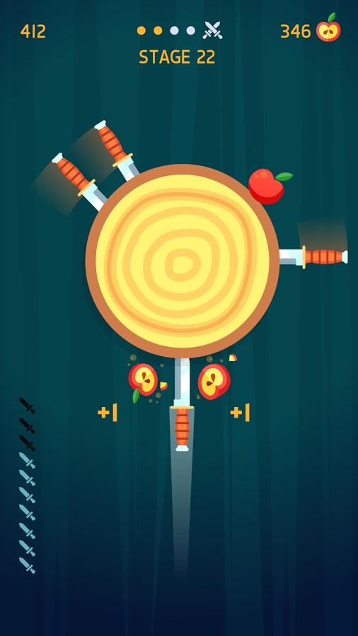 Knife Hit - Imagem 2 do software