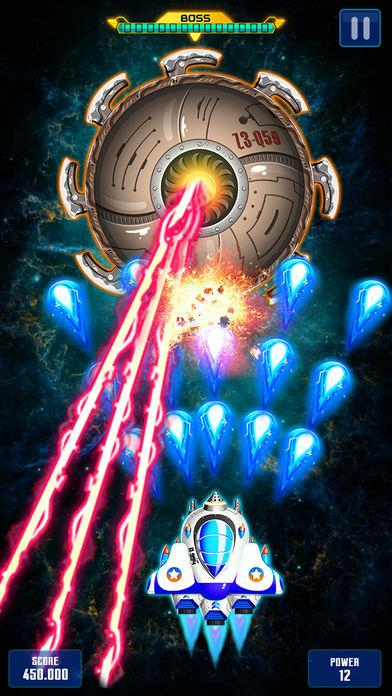 Galaxy Attack: Space Shooter - Imagem 1 do software