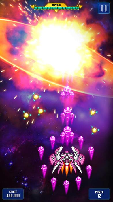 Galaxy Attack: Space Shooter - Imagem 2 do software