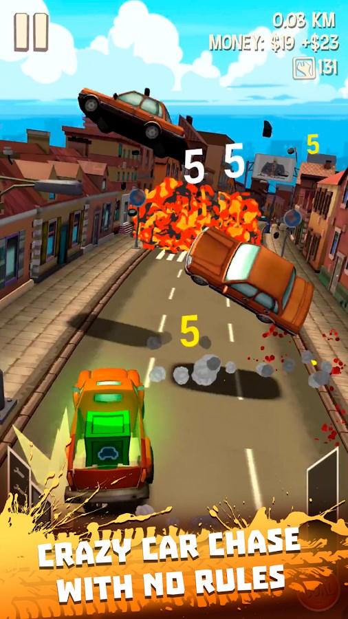 Freak Truck: Crazy Car Racing - Imagem 1 do software