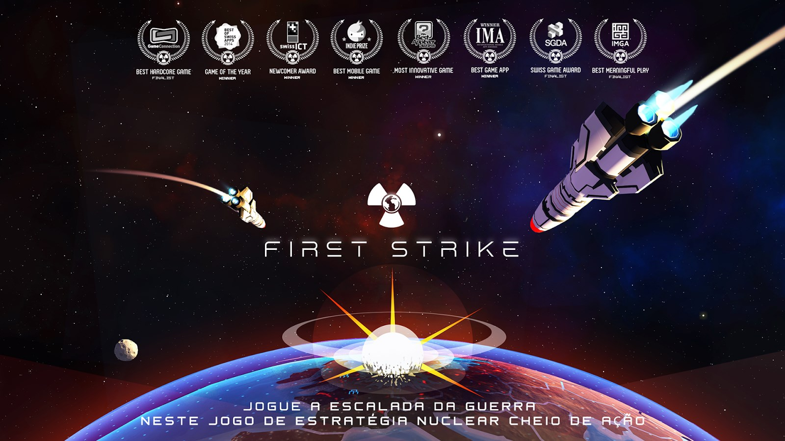 First Strike - Imagem 1 do software