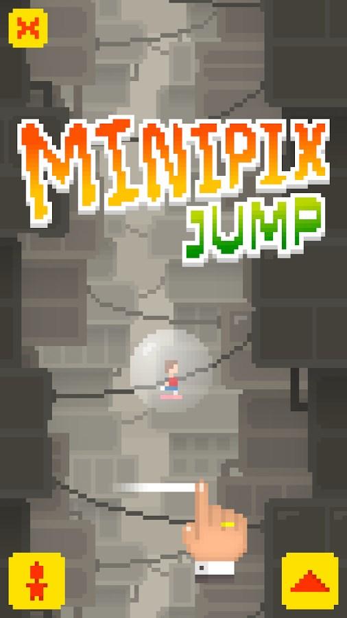 MiniPix Jump - Imagem 1 do software