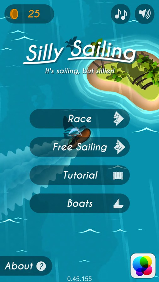 Silly Sailing - Imagem 2 do software