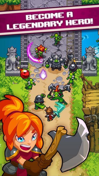 Dash Quest Heroes - Imagem 1 do software