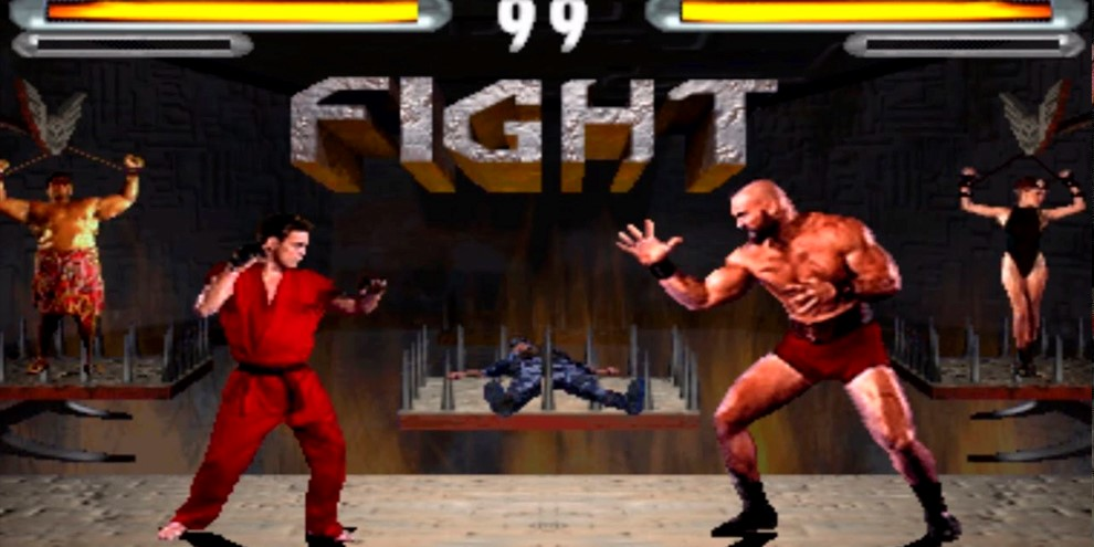 Filme Street Fighter