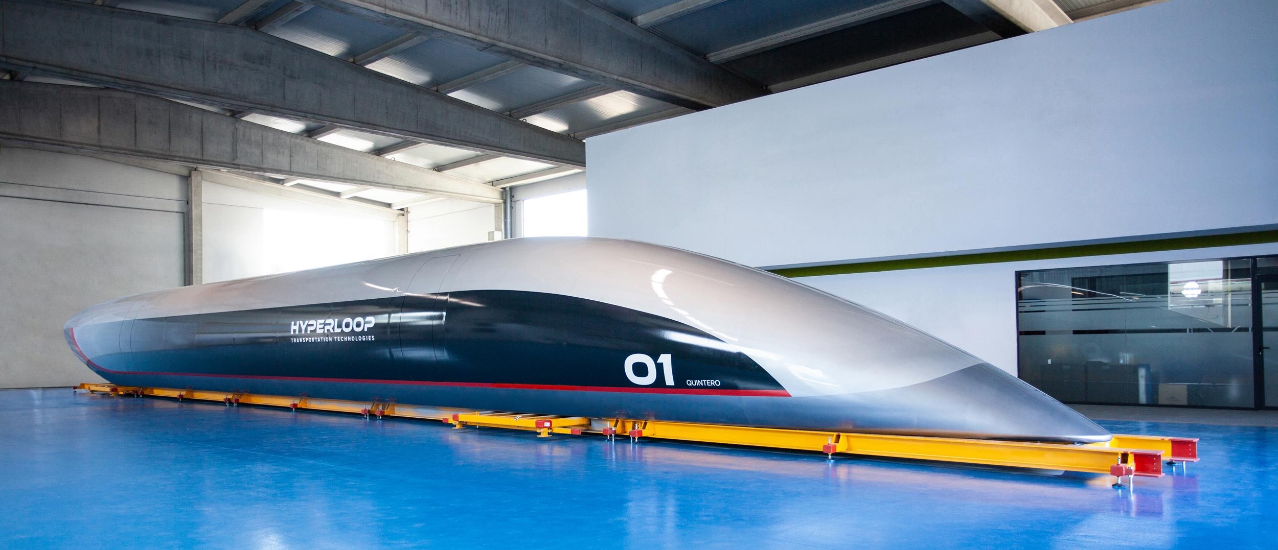 Hyperloop Quintero One