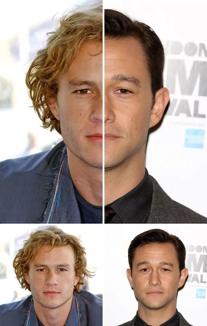 celebridades parecidas