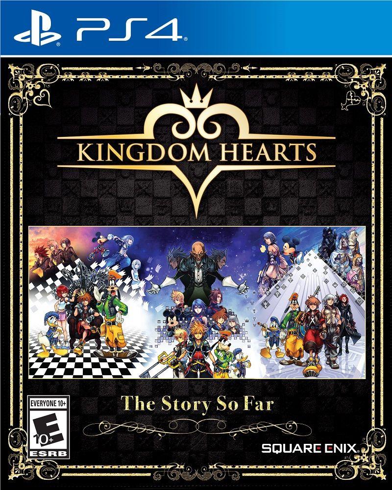 Kingdom Hearts — The Story So Far —