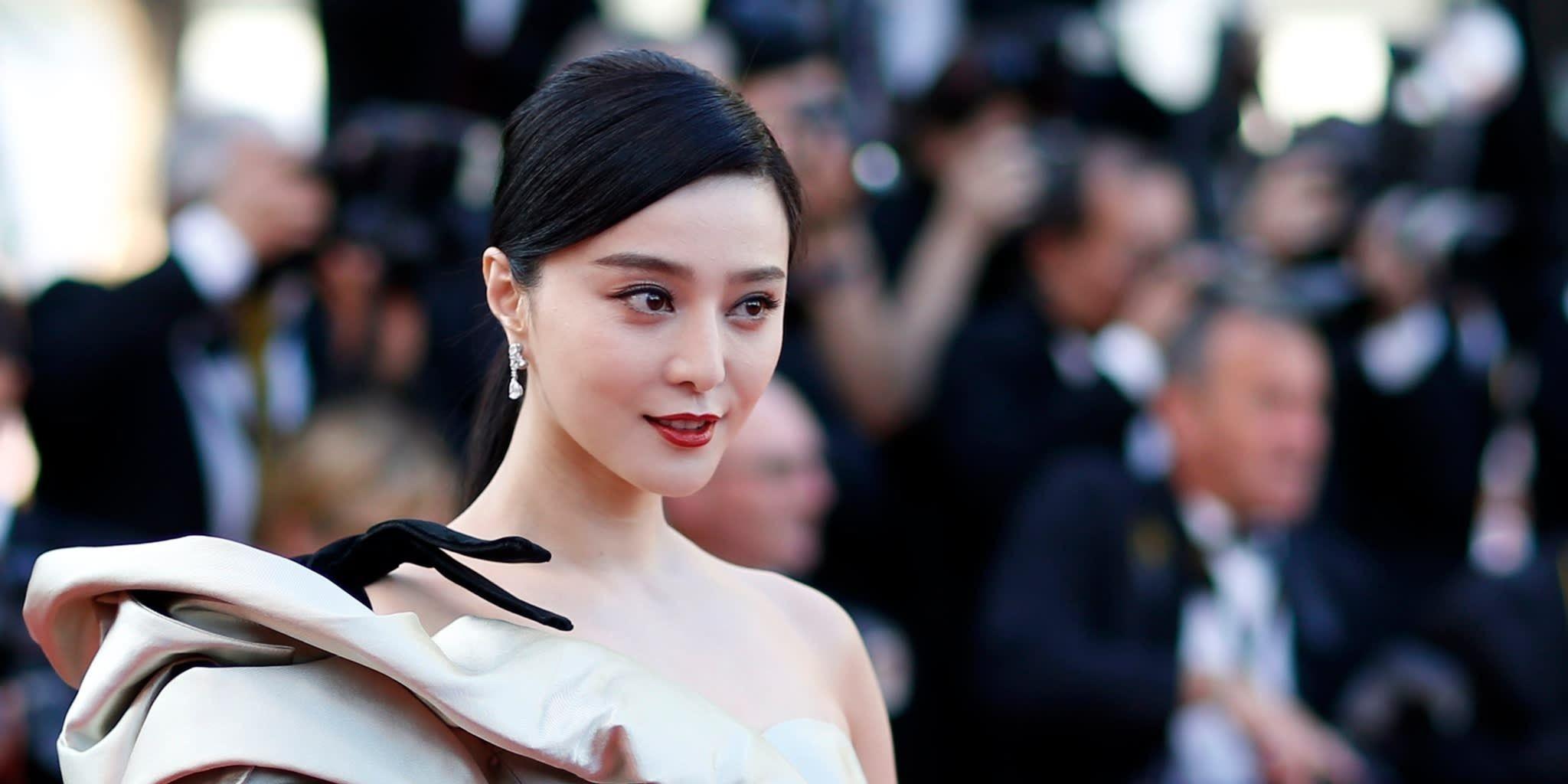 Fan Binbing é multada em 129 milhões de dólares pelo governo chinês