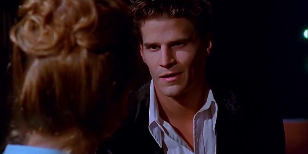 David Boreanaz, o Angel, aprova a ideia de um reboot de Buffy