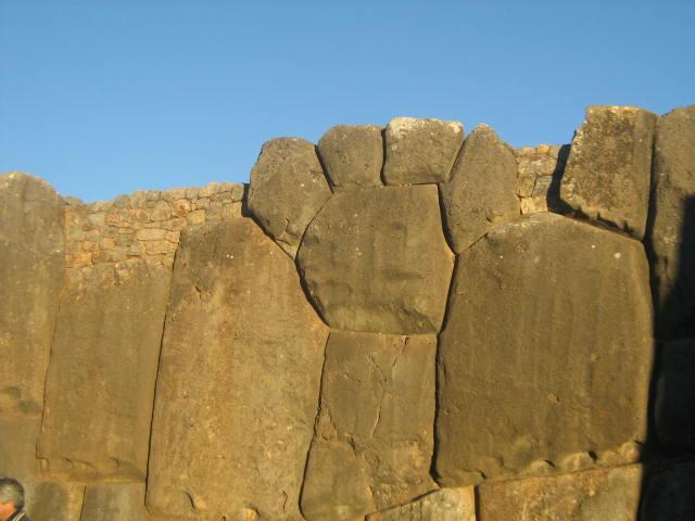 Blocos de pedra