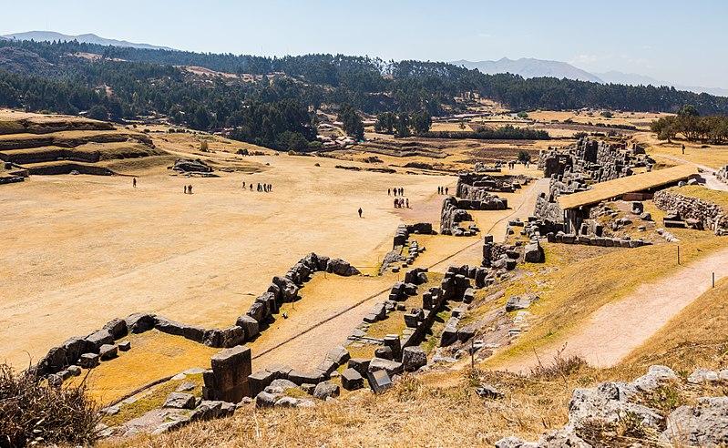 Ruínas incas