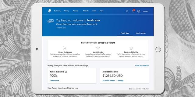 Funds Now - Imagem 1 do software