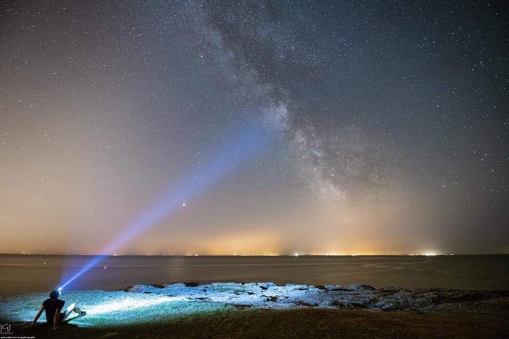 Observando as estrelas