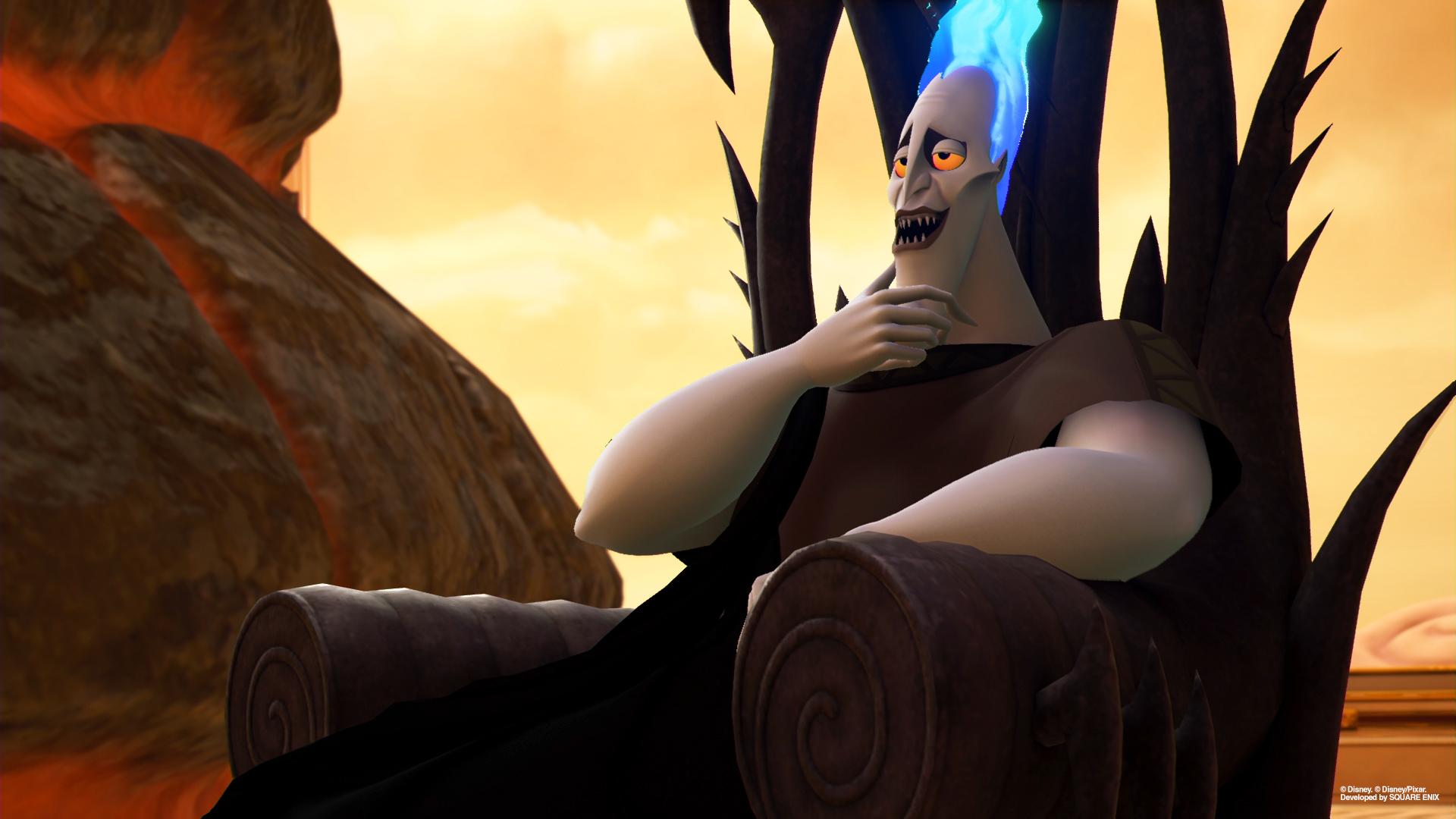 Kingdom Hearts 3 ganha imagens de Twilight Town e Olympus Coliseum