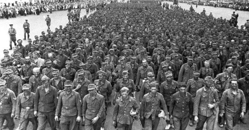 Prisioneiros nazistas