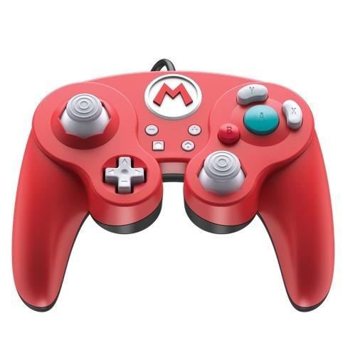 Switch receberá 3 controles inspirados no GameCube com um extra legal