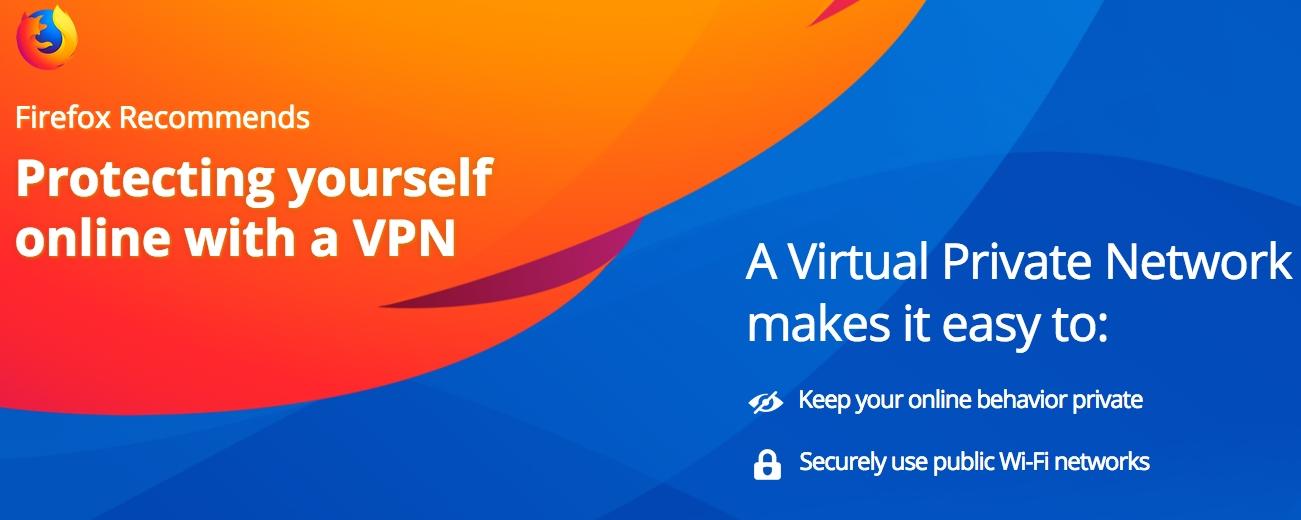 Firefox começa a oferecer serviço pago de VPN - TecMundo