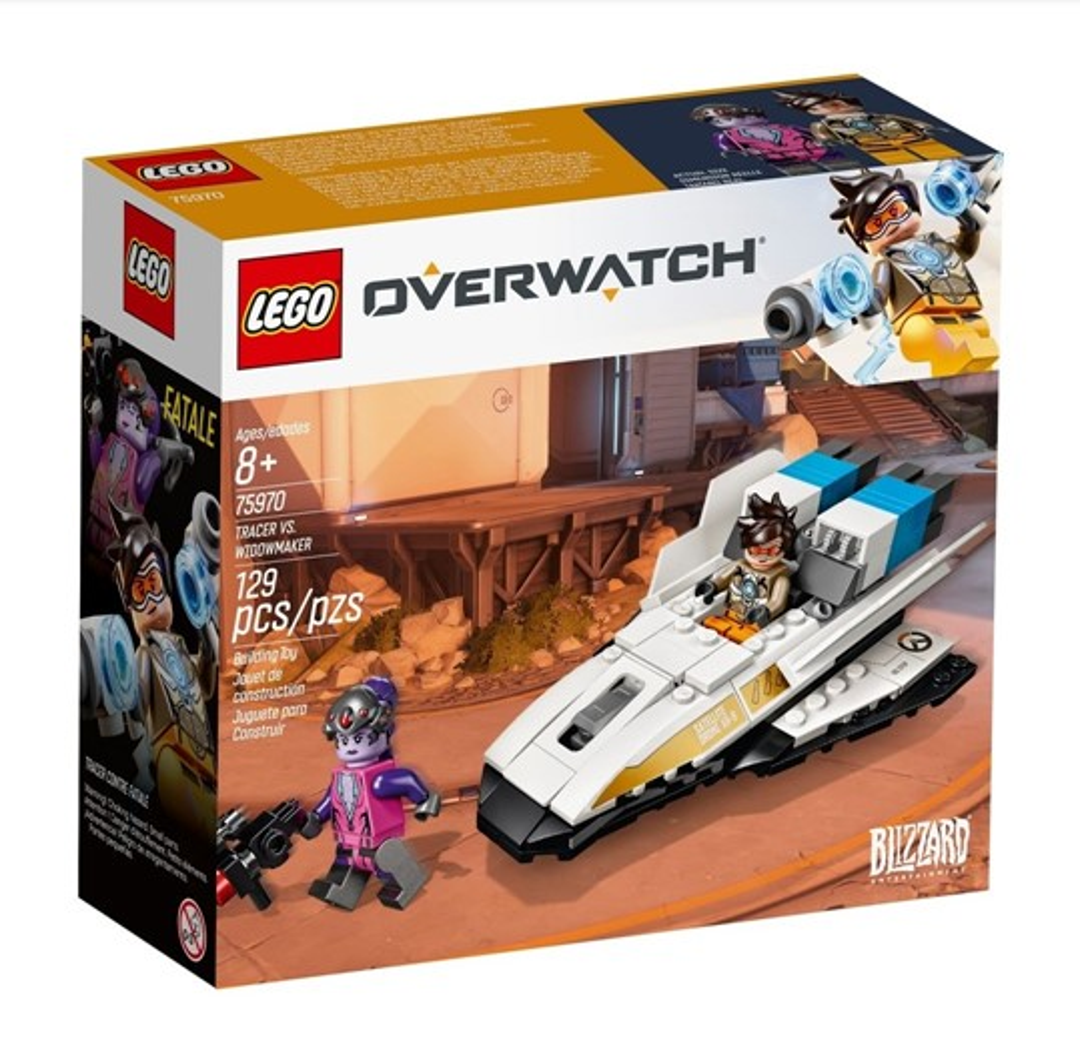 Rede Target deixa vazar imagens dos LEGO de Overwatch
