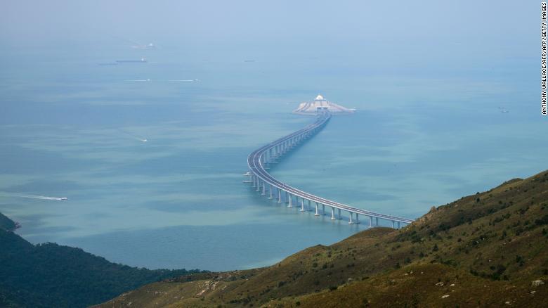 Ponte na China