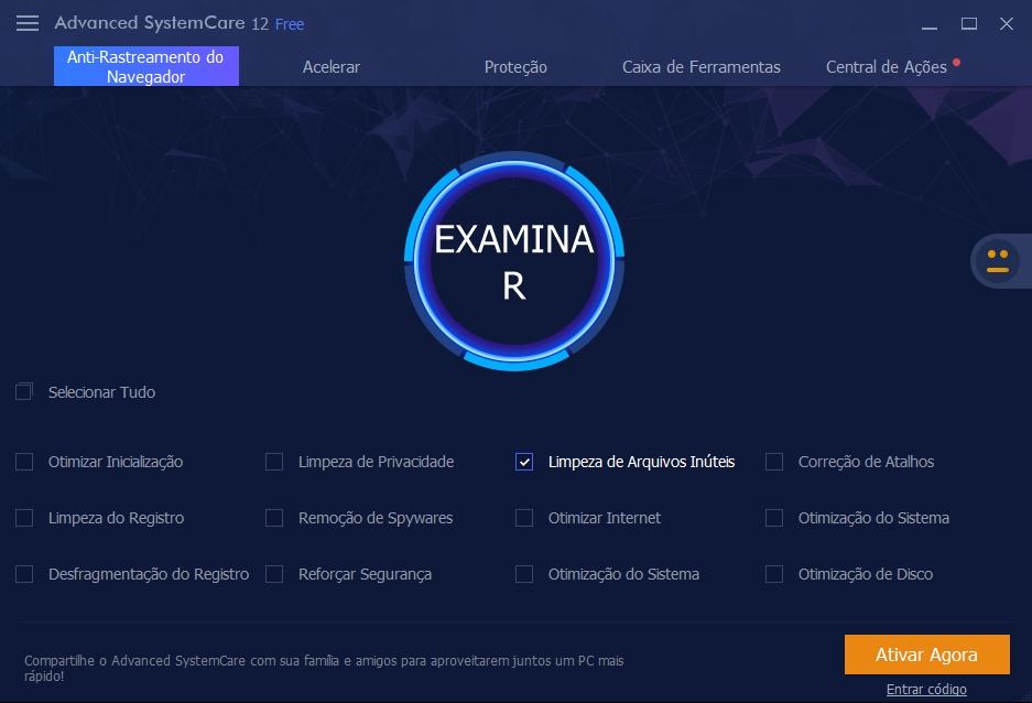 Advanced SystemCare Download para Windows em Português Grátis