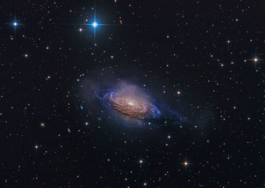 Galáxia Misteriosa