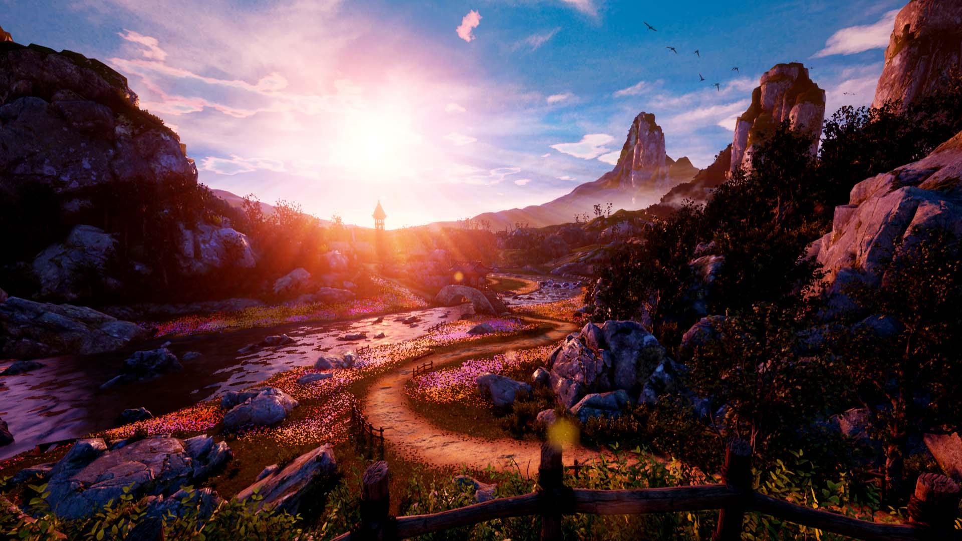 Shenmue 3 recebe nova rodada de imagens com ação e belas vistas
