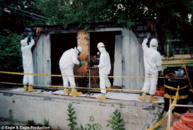 Descontaminação nuclear