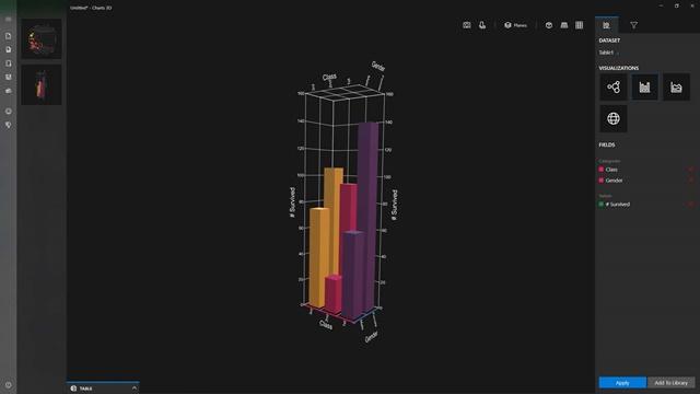Charts 3D - Imagem 1 do software
