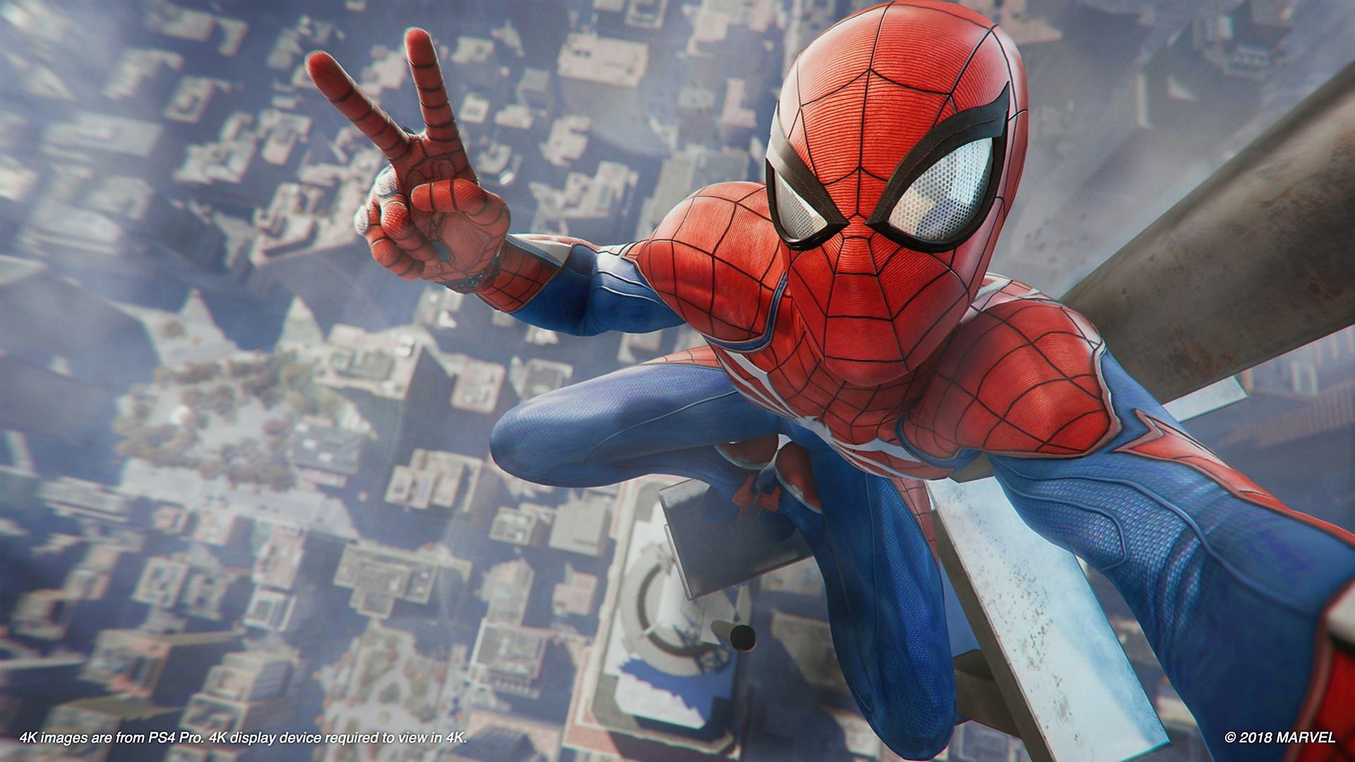 Spider-Man (PS4) Theme - Imagem 1 do software