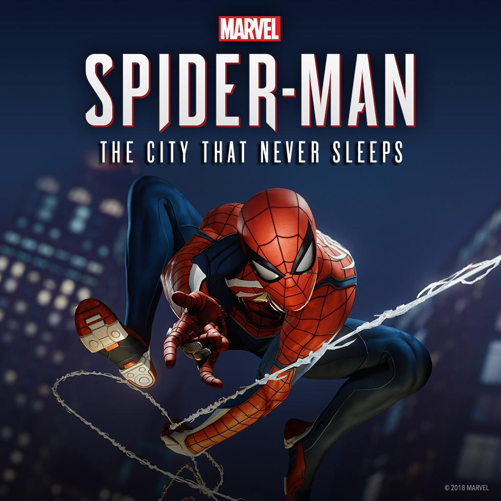 Marvel`s Spider-Man: The Heist