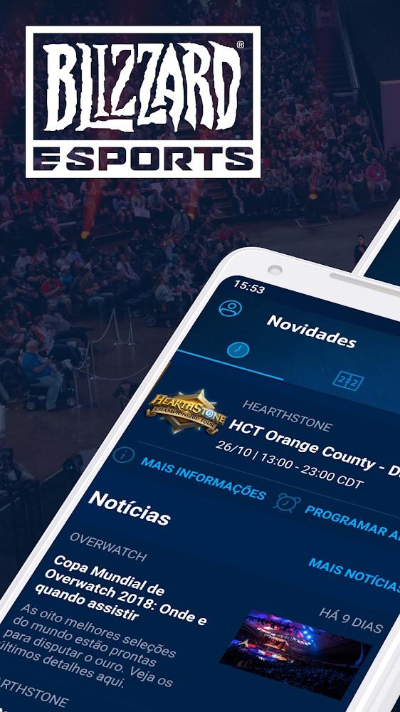 Blizzard eSports - Imagem 1 do software