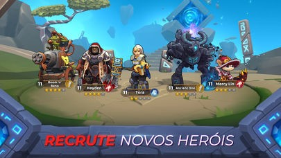Runegate Heroes - Imagem 1 do software