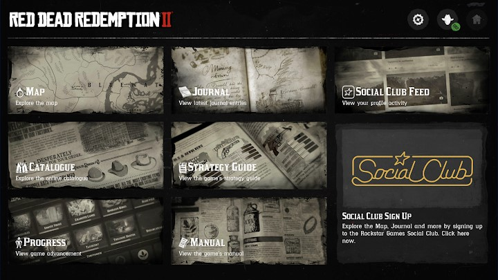 RDR2: Companion - Imagem 1 do software