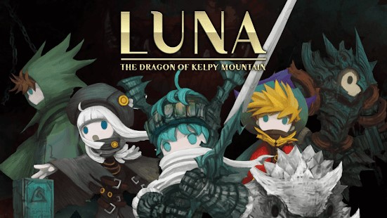 Luna: Dragon of Kelpy Mountain - Imagem 1 do software