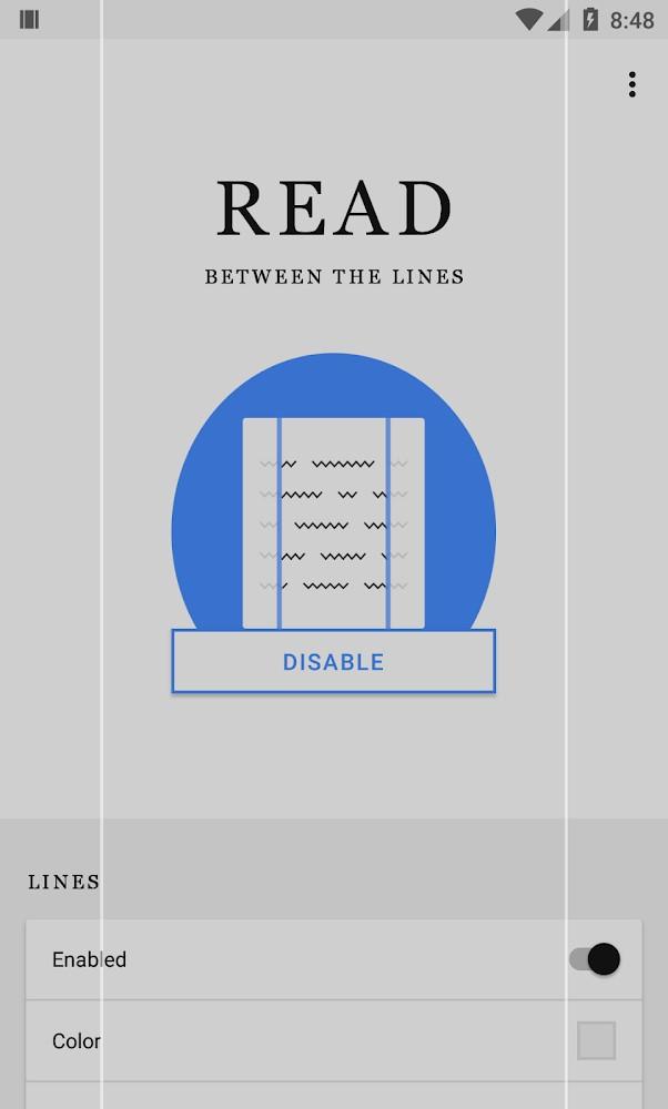 Read - Between the Lines - Imagem 2 do software