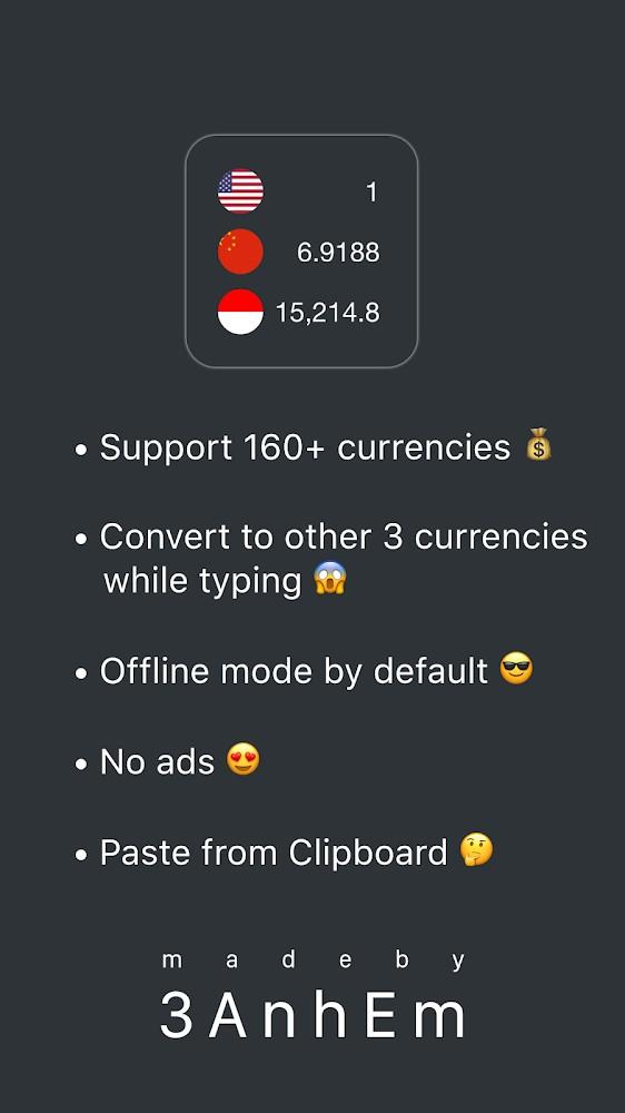 Walter`s Currency Converter - Imagem 1 do software
