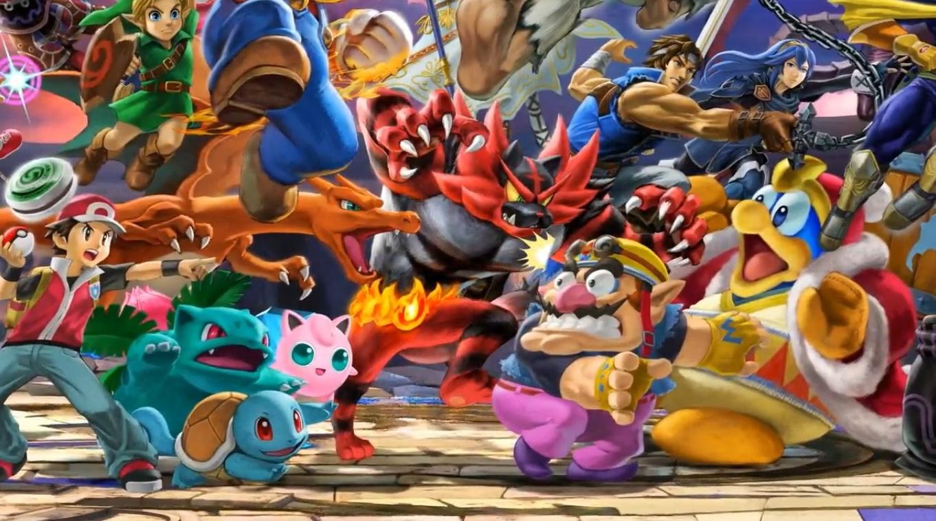 Super Smash Bros. Ultimate: confira o que rolou no último Nintendo Direct