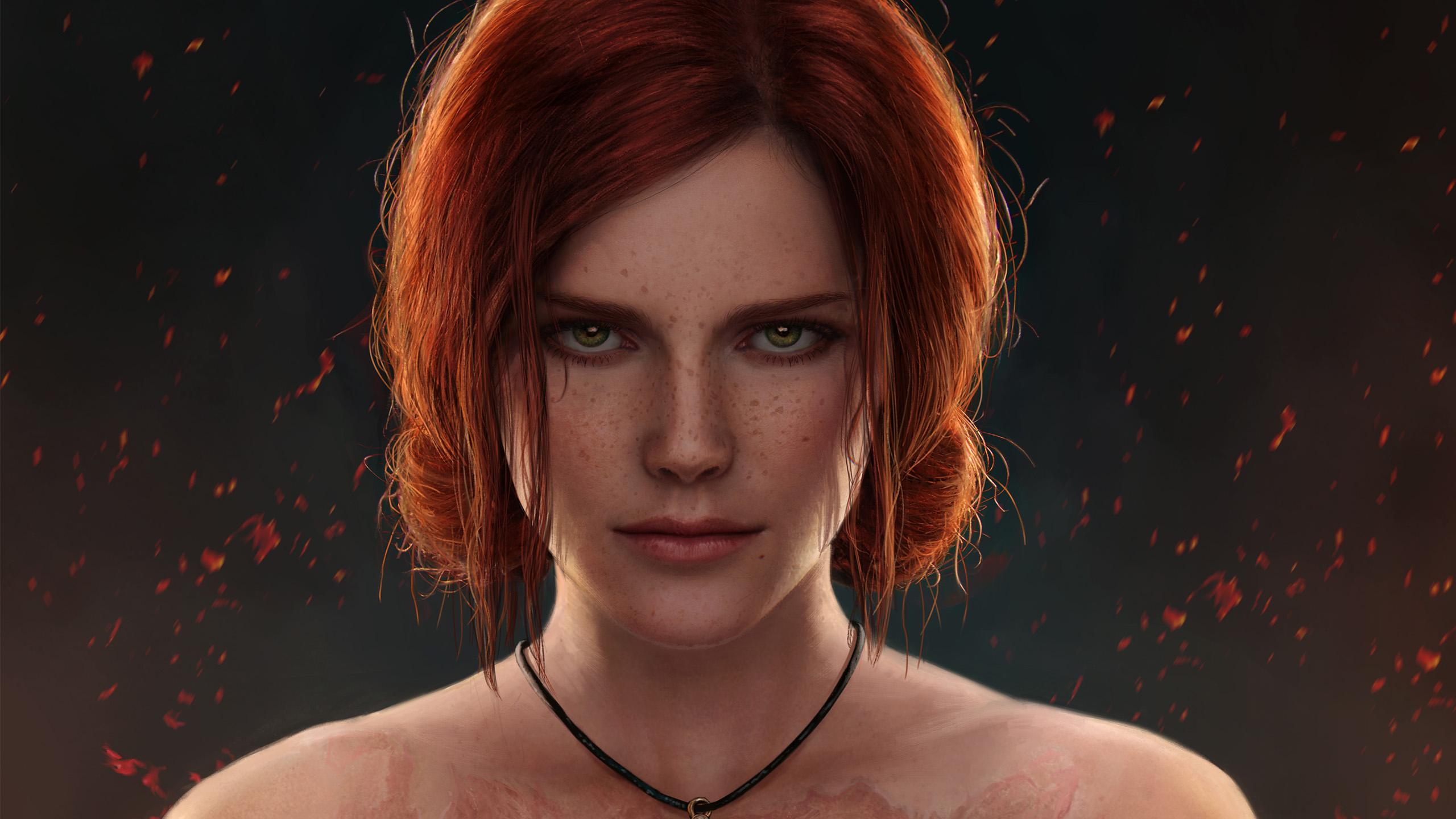 Triss In Witcher Netflix