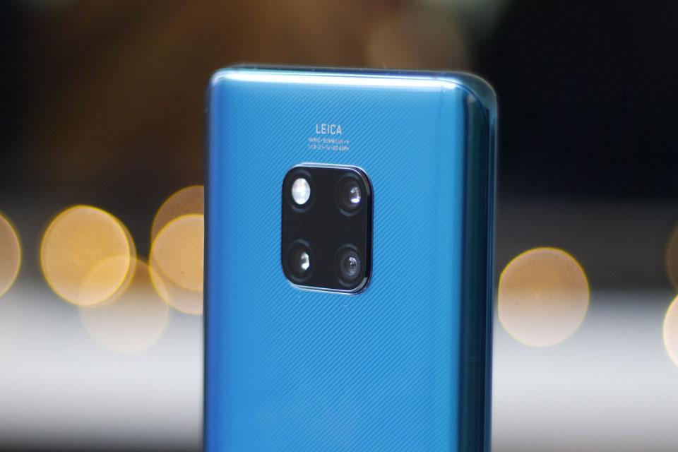 a3767745ced Huawei bate Apple e continua como a segunda maior fabricante de smartphones