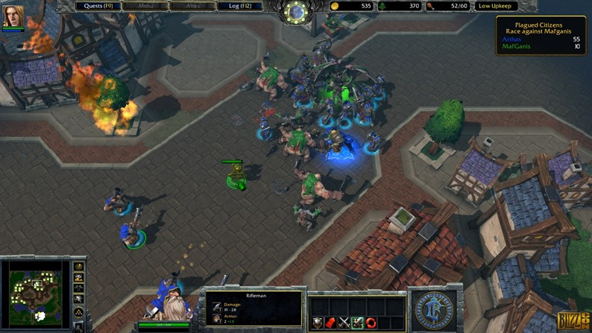 WarCraft III: Reforged reinventa o RTS para a geração atual