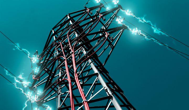 Torre de distribuição