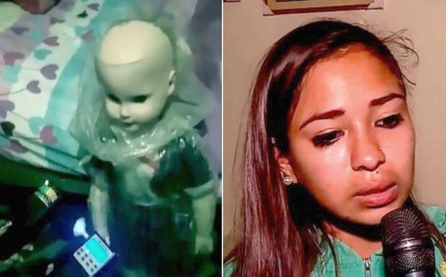 boneca possuída