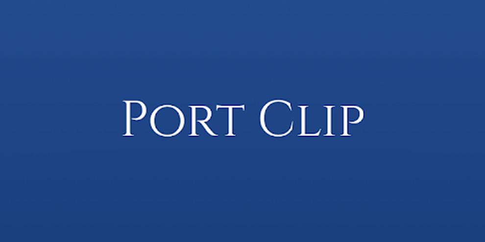 Port Clip Windows