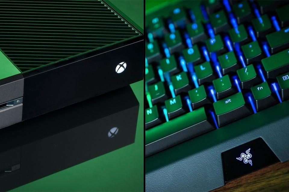 Xbox One terá grande atualização em novembro com teclado, mouse e mais