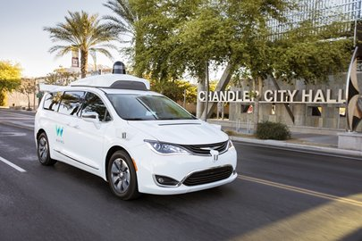 Imagem de Waymo takes the lead no thebrief