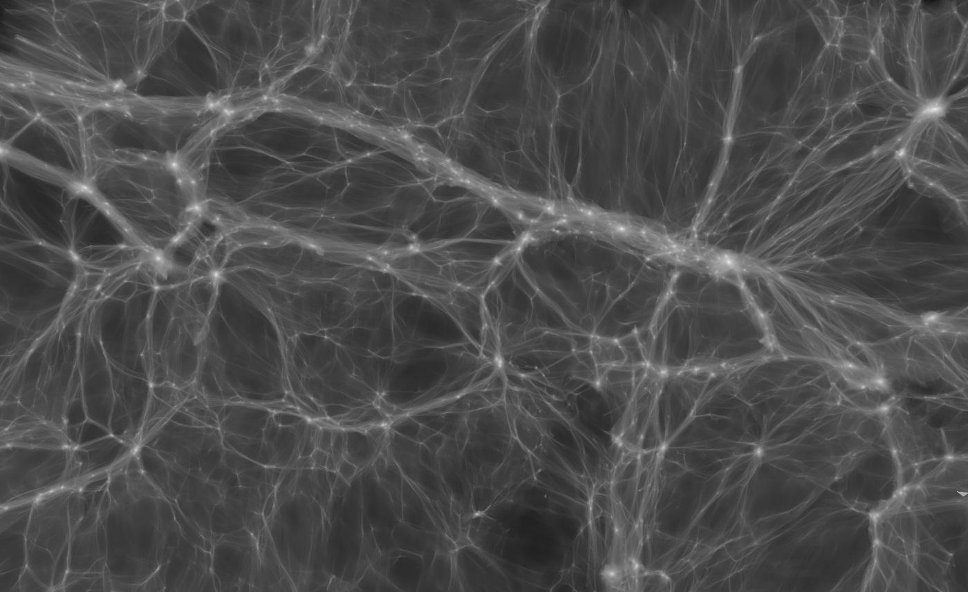 Representação matéria escura