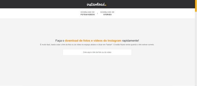 Instawload - Imagem 1 do software